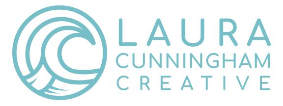 Laura LCunningham Graphic Designer San Diego